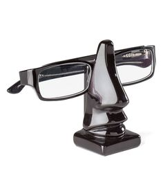 Take a look at this Black Leon Nose Eyeglasses Holder today!
