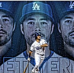 Andre Ethier of the Los Angeles Dodgers!