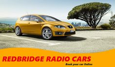 Book your car at Redbridge Radio cars. We has fleet of Saloon cars, Estate cars, Six Seater, Seven Seater, Eight Seater. We also have Executive cars and Executive MPVs. All the vehicles we provide are PCO registered, drivers are CRB checked and guaranteed to be safe and clean. Our vehicles are air-conditioned for your comfort. We make sure that you will be ontime at Concert