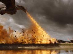 3. All hail Drogon!