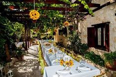 traditional taverna for your wedding reception  https://www.facebook.com/AllBridesOnBoard