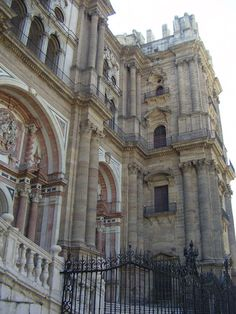 """Malaga, Spain 