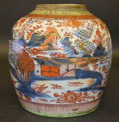 A Superb 18th Century Chinese Porcelain Ginger Jar Qianlong Period Antique | eBay