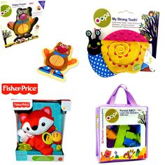 Wooden puzzles, teether,activity fox and building blocks Toddler Girl Gifts, Toddler Boys, Good Cause, Wooden Puzzles, Toys Shop, Fisher Price, How To Raise Money, Cool Toys, Childrens Books