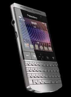 Porsche Design x BlackBerry P'9981 Smartphone