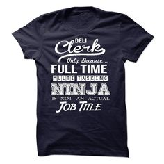 Awesome tee for Deli Clerk T Shirt, Hoodie, Sweatshirt