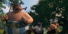 Asteriks: Roma Sitesi - KISA İNCELEME Edouard Baer, Alexandre Astier, Game Of Thrones, Animation 3d, Obelix, Film D'animation, Teaser, Lego, Wrestling