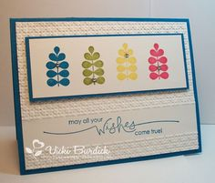 CAS Funky wishes by justcrazy - Cards and Paper Crafts at Splitcoaststampers