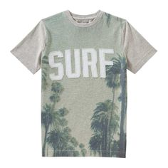 Kid Boys' Photo Print Tee from Joe Fresh.  Only $14.