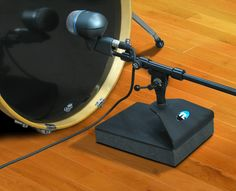 Primacoustic Kick Stand Bass Drum Microphone Stand