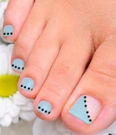 96 Amazing Easy toe Nail Art Designs, 12 Nail Art Ideas for Your toes, 12 Cute Easy toenail Designs for Summer Crazyforus, 35 Easy toe Nail Art Designs Ideas 25 Cute and Adorable toenail Art Designs. Simple Toe Nails, Pretty Toe Nails, Cute Toe Nails, Summer Toe Nails, My Nails, Jamberry Nails, Toenail Art Designs, Simple Nail Designs, French Pedicure Designs