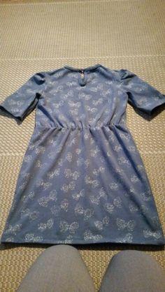 Dress size 140 back side