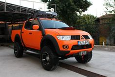 Mitsubishi L 200 Custom Trucks, Lifted Trucks, Pickup Trucks, Triton 4x4, Triton L200, L200 4x4, Roof Basket, Montero Sport, Motorcycle Wheels