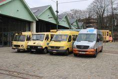 Photo de famille pour les « Taxibus »