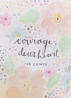 Watercolor/Calligraphy » Sarah Waggoner   Honest Lifestyle Blogger   Artist