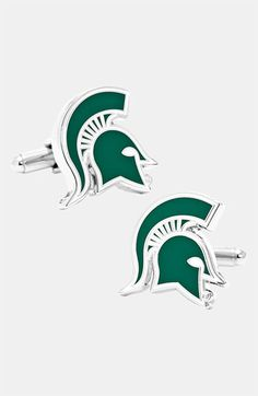Cufflinks, Inc. 'Michigan State Spartans' Cuff Links available at #Nordstrom