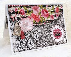 Cheery Lynn Designs Blog: Maggi Here with a Simple Valentine Card