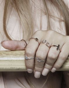SILVER - #AddictedTo #Jewel #Jewelry #fashion #moda #estilo #fashionblogger #barcelona #inlove #tendencias #livestyle #style #blogger #new #jewellery #rings