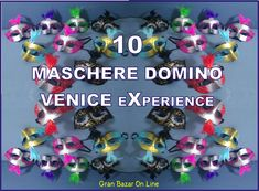 maschere VENICE EXPERIENCE maschere VENICE EXPERIENCE maschere VENICE EXPERIENCE yazısı ilk önce Party üzerinde ortaya çıktı.