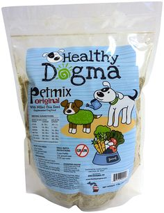 Healthy Dogma PetMix Original Dog Food, 2-Pound *** Quickly view this special  product, click the image (This is an amazon affiliate link. I may earn commission from it)