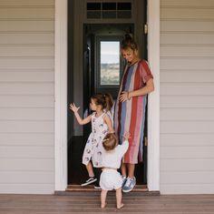 Amelia Fullarton shows us around her Australia home.
