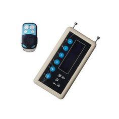 Carkitscenter 315mhz wireless remote control decoder scanner car remote key copier + Gate Garage Door Remote Control Fob A002