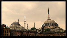 Views of Istanbul Istanbul, Taj Mahal, Building, Travel, Viajes, Buildings, Destinations, Traveling, Trips
