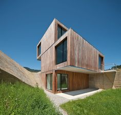 More House by Acha Zaballa Arquitectos (Castro Urdiales, Cantabria, Spain)