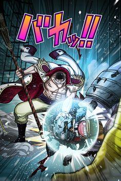 5 Reasons the Remains of Whitebeard Group May Help Luffy Art Anime, Manga Anime, One Piece World, One Peace, Character Sheet, One Piece Manga, New Wallpaper, Manga Games, Hero