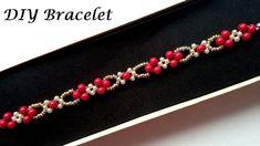 DIY Bracelet. Valentine's Day gift idea