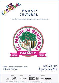 O tradicional bloco de rua da Mangueira vai arrastar foliões hoje com a realização do ensaio aberto na Casa Da Cultura De Paraty.  A partir das 20h, Pré-Carnaval 2017 na Casa da Cultura: Bloco da Mangueira. Vem!?  #CasaDaCultura #CasaDaCulturaParaty #exposição #fotografia #música #cultura #turismo #arte #cinema #VisiteParaty #TurismoParaty #Paraty #PousadaDoCareca #ParatyCultural #PartiuBrasil #MTur #boatarde #boatardee #bomdia #boanoite #QuintaJusta #carnaval #carnaval2017 #carnavalparaty