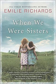 As children in foster care, Cecilia and Robin vowed they would be the sisters each had never had. Now superstar singer-songwriter Cecilia lives life on the edge, but when Robin is nearly killed in an accident, Cecilia drops everything to be with her. Book Club Reads, Sisters Book, Beautiful Stories, Foster Care, When Us, Bestselling Author, The Fosters, The Book, Books To Read