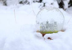 Zima na całego :) Snow Globes, Outdoor, Home Decor, Outdoors, Decoration Home, Room Decor, Outdoor Games, The Great Outdoors, Home Interior Design