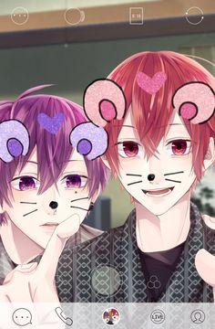 Shima and Sakata Hot Anime Boy, Anime Guys, Baby Jail, Bishounen, Kawaii Girl, Vocaloid, Webtoon, Cute Boys, Animation