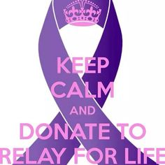 Donate! #relayforlife