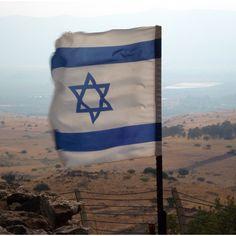 Israel flag.....