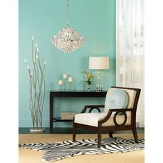 Possini Vevina Wavy Tendril Floor Lamp
