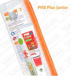 NECESER PHB PASTA JUNIOR 15 ML + CEPILLO DENTAL JUNIOR