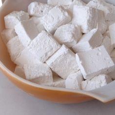 ... Marshmallows on Pinterest | Blueberry crisp, Caramel dip and Homemade