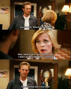 Where's my stuff? ~ Sweet Home Alabama (2002) ~ Movie Quotes #amusementphile