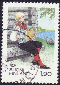 ◇Finland Stamp