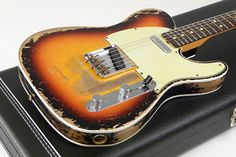 Fender Limited 1963 Heavy Relic Telecaster