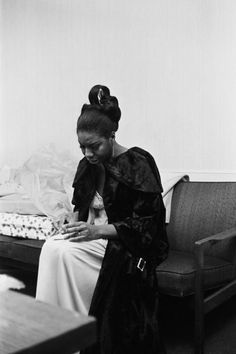 chaboneobaiarroyoallende: Nina Simone