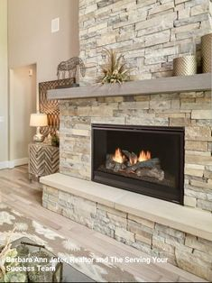 Living Room Decor Fireplace, Fireplace Redo, Fireplace Built Ins, Fireplace Remodel, Fireplace Design, Home Living Room, White Wash Fireplace, Lexington Home, Great Rooms