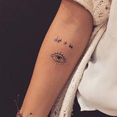 Image Result For Evil Eye Tattoo Evil Eye Tattoo Eye Tattoo Tattoos