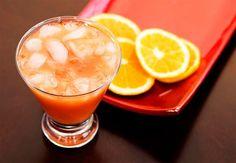 Sassy Sanguine (Blood Orange) Swing Cocktail Recipe