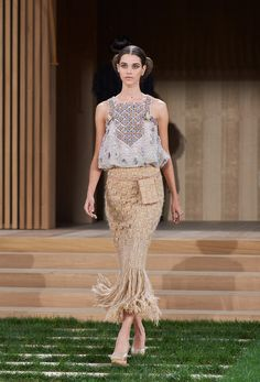 Spring-Summer 2015 Haute Couture - Look 39 - CHANEL