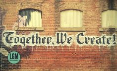 The Creative Process: Together We Create - http://larrygmaguire.com/together-we-create/?Shared on Pinterest by Larry+Pint
