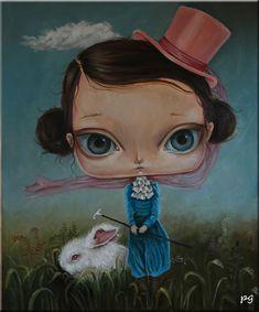 pink hat by paulee1 on DeviantArt