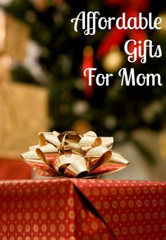 e38a0c938e6 Affordable Gifts for Mom Christmas Gifts For Parents